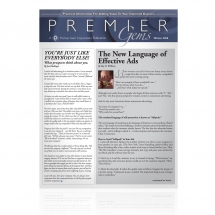 premier-gem-newsletter-design
